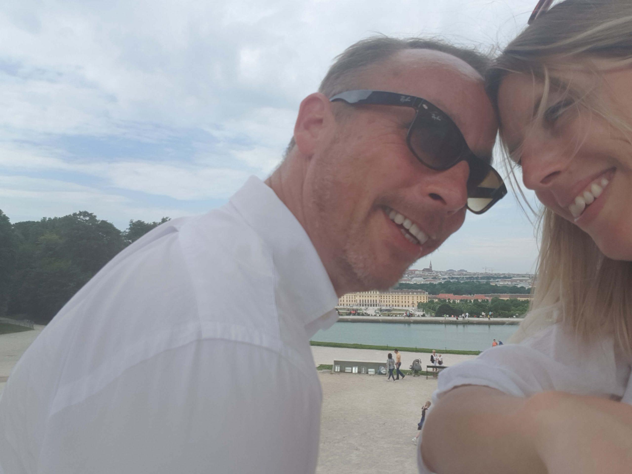 Johan and Lizinka